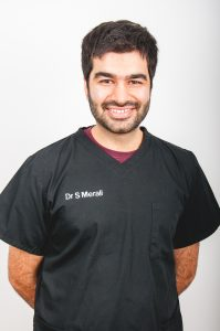 Dental implant dentist Dr Shoaib Merali